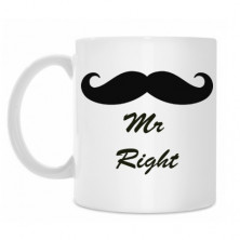 "Puodelis ""Mr right"""