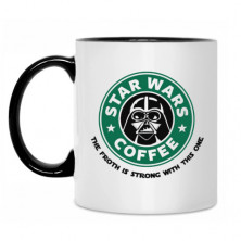 "Puodelis ""Star wars coffee"""