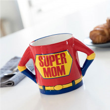 "Puodelis ""Super MOM"""